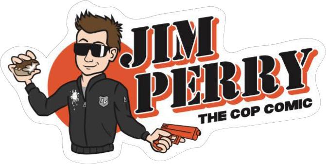 The Cop Comic.